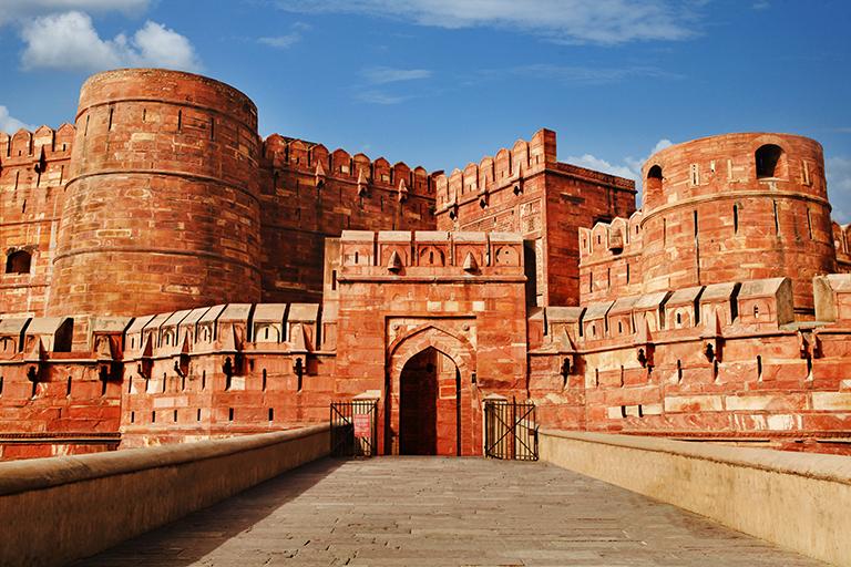 ป้อมปราการอัครา (Agra Fort) · เมืองอัครา (Agra) · World Tour ...
